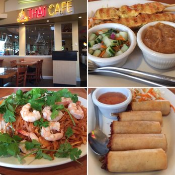 Thai Cafe Irvine Lunch Menu