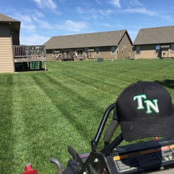 Photo Of Top Notch Lawn Care Derby Ks United States