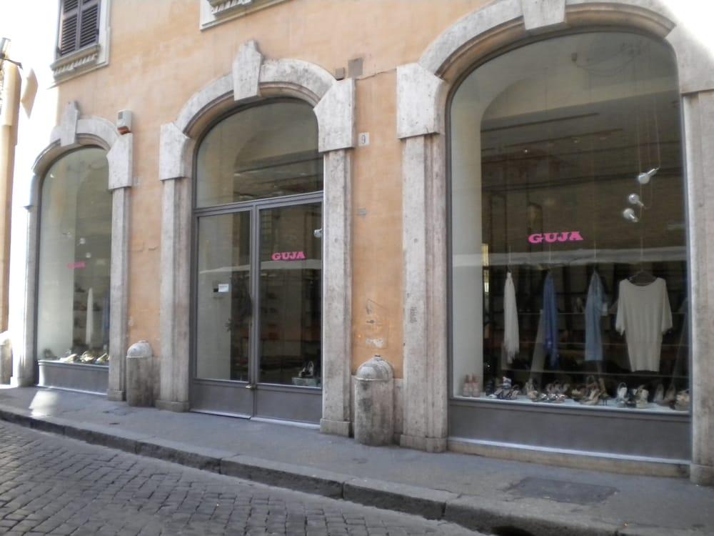 new concept ec18c 35e71 Guja Scarpe - Negozi di scarpe - Via del Gambero, 9, Centro ...