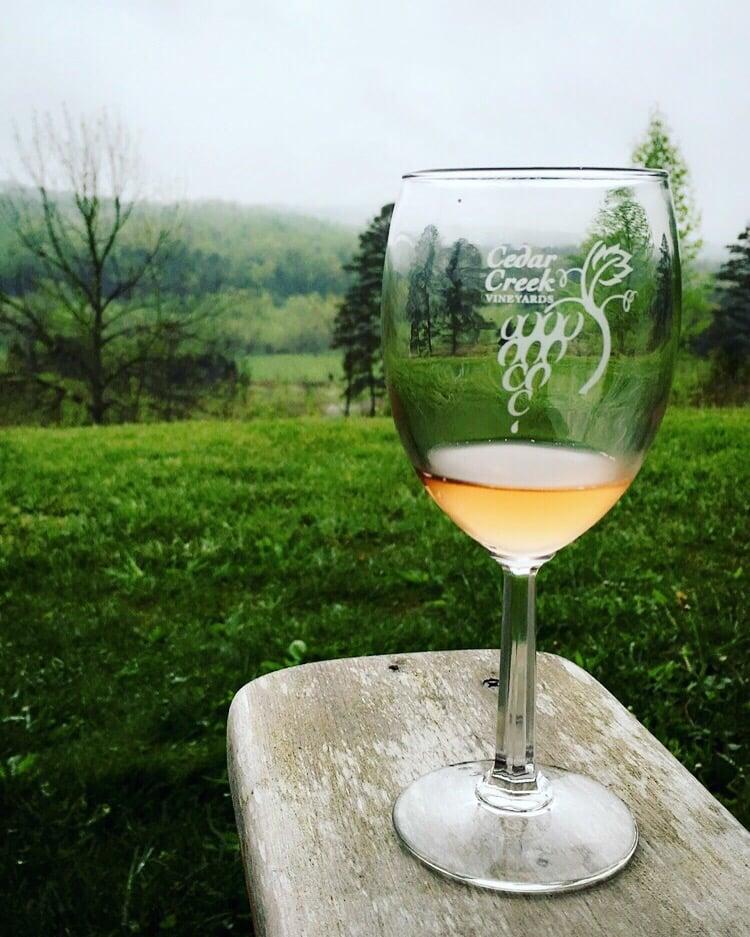Cedar Creek Vineyards: 294 Cedar Creek Ln, Somerset, KY
