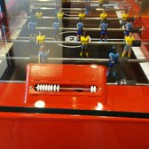 Photo Of Quiznos Grill   Denver, CO, United States. Foosball Table You Can