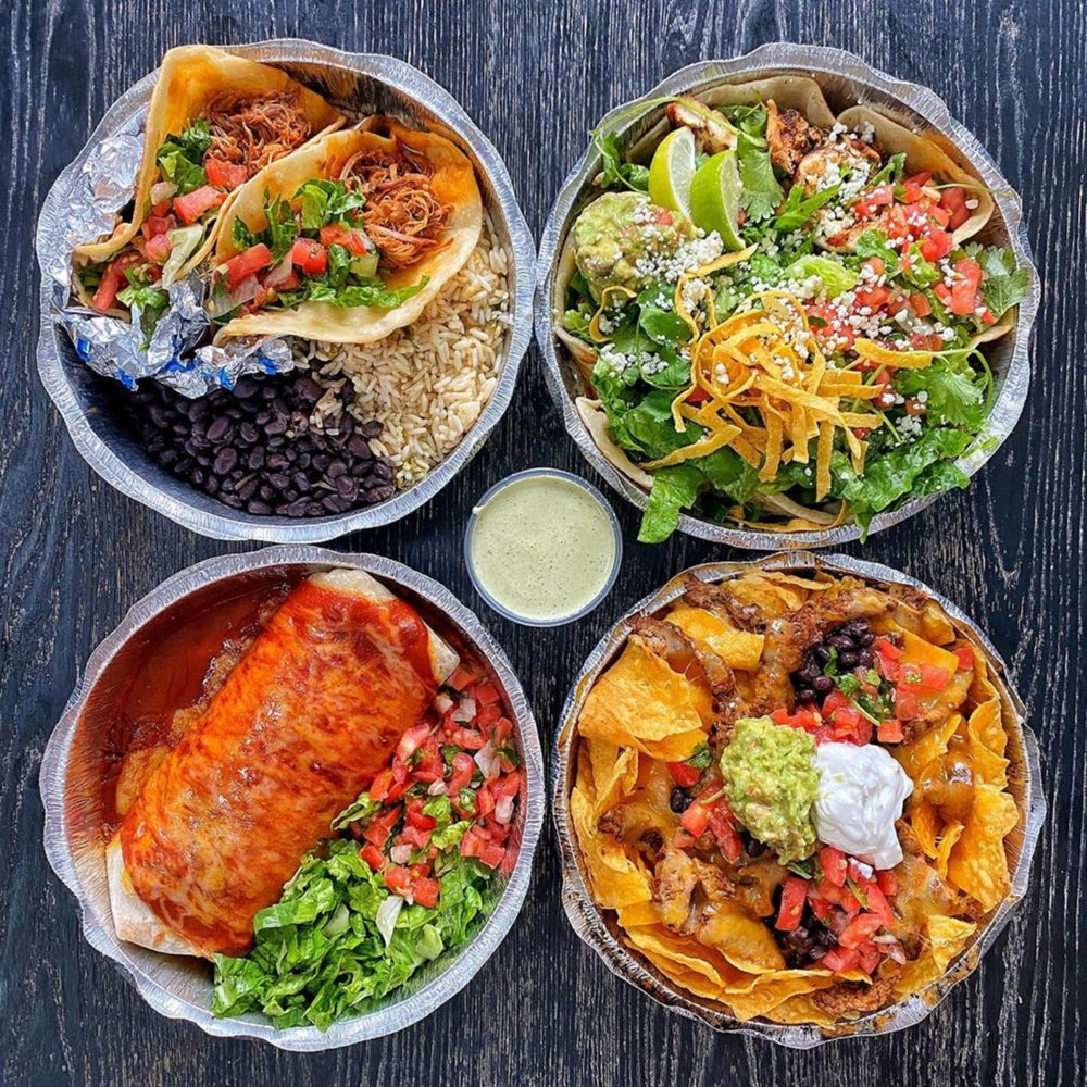 Cafe Rio Mexican Grill: 2629 N 400 E St, North Ogden, UT