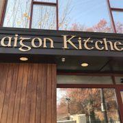 Saigon Kitchen Dc Menu