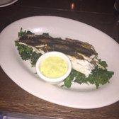 Photo Of The Patio Restaurant   Westhampton Beach, NY, United States.  Grilled Whole