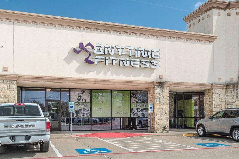 Anytime Fitness: 1108 N Greenville Ave, Allen, TX