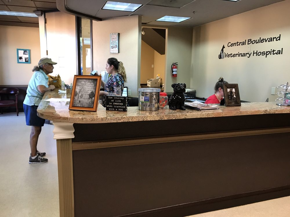 Central Boulevard Veterinary Hospital