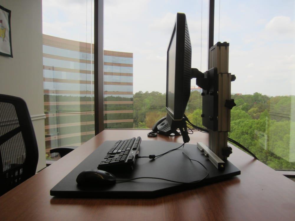 Ergo Desktop: 457 Grand Lake Rd, Celina, OH