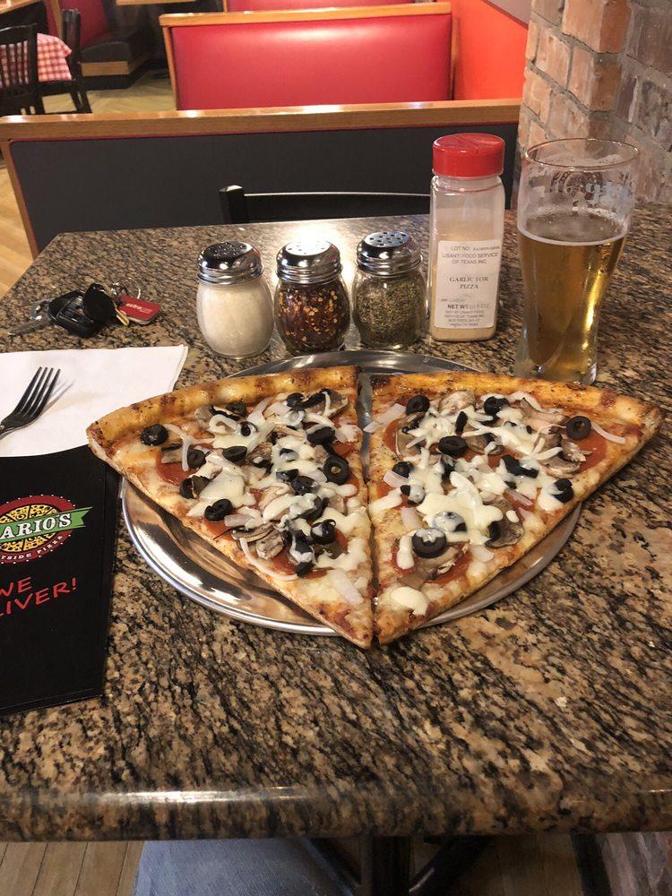 Mario's Eastside Pizza: 1405 Jupiter Rd, Plano, TX