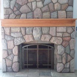 Photo Of Positive Chimney Fire Place Cadillac Mi United States Some