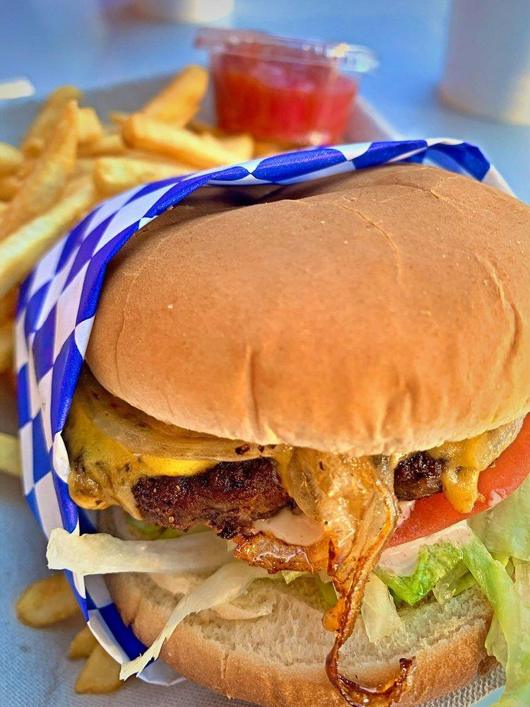 Nurd Berger Cafe: 420 S Hill St, Globe, AZ