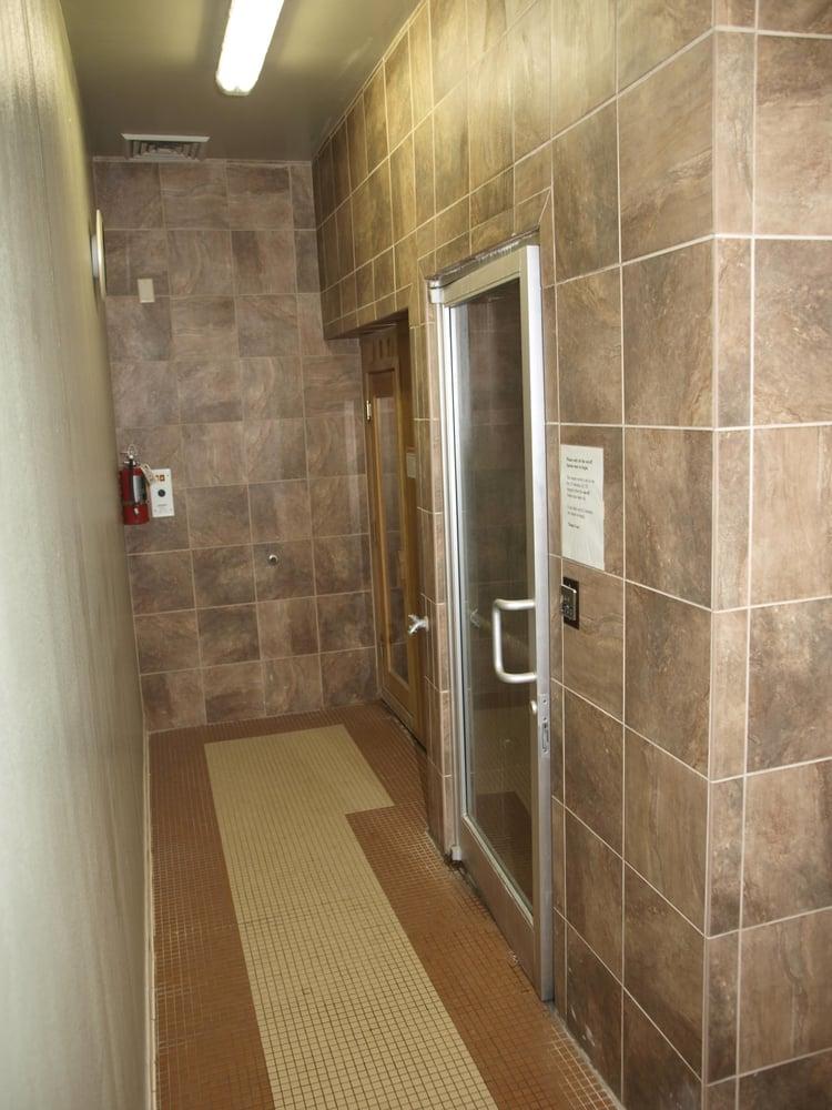 Steam and sauna in both men s women locker rooms yelp