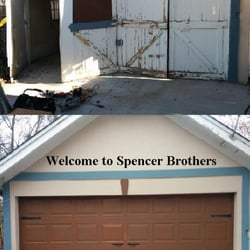 Spencer brothers garage doors 21 fotos servi os de for Garage door service fort collins