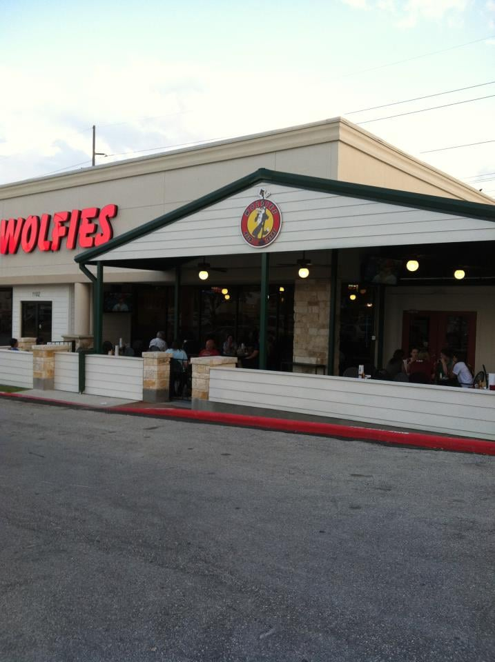 Wolfies Sports Bars College Station Tx Reviews
