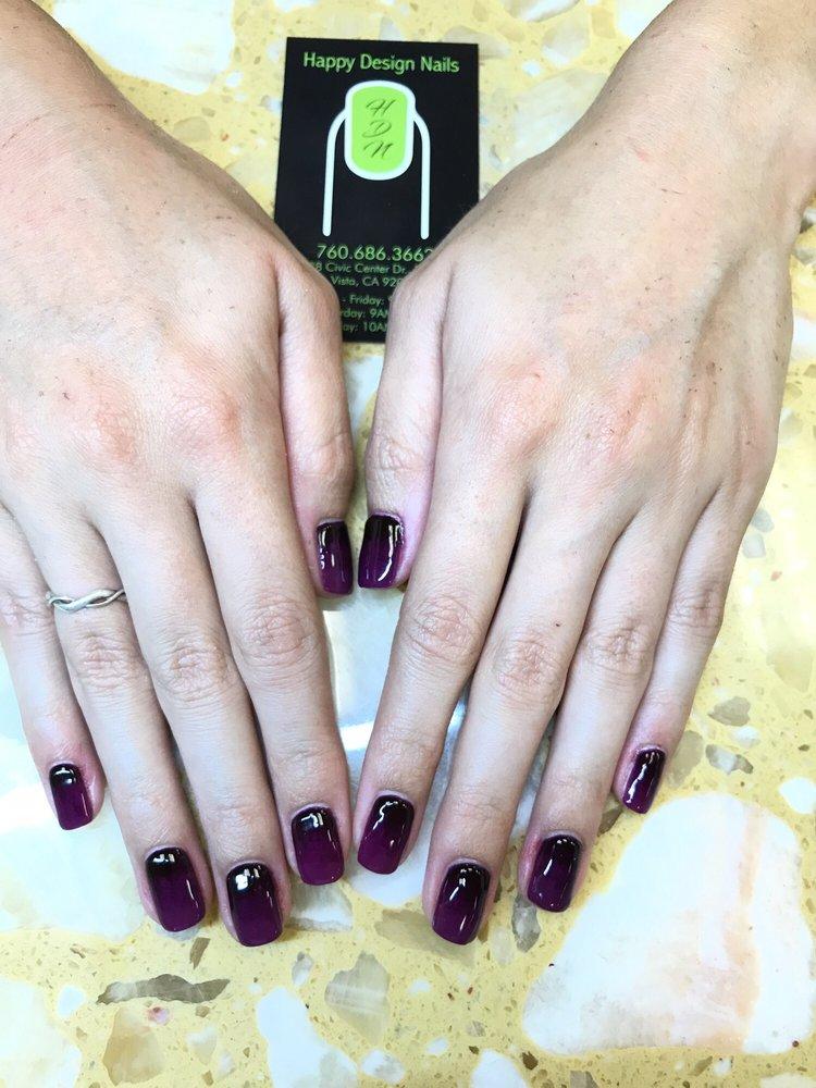 Happy Design Nails - 204 Photos & 44 Reviews - Nail Salons - 988 Civic  Center Dr, Vista, CA - Phone Number - Yelp - Happy Design Nails - 204 Photos & 44 Reviews - Nail Salons - 988