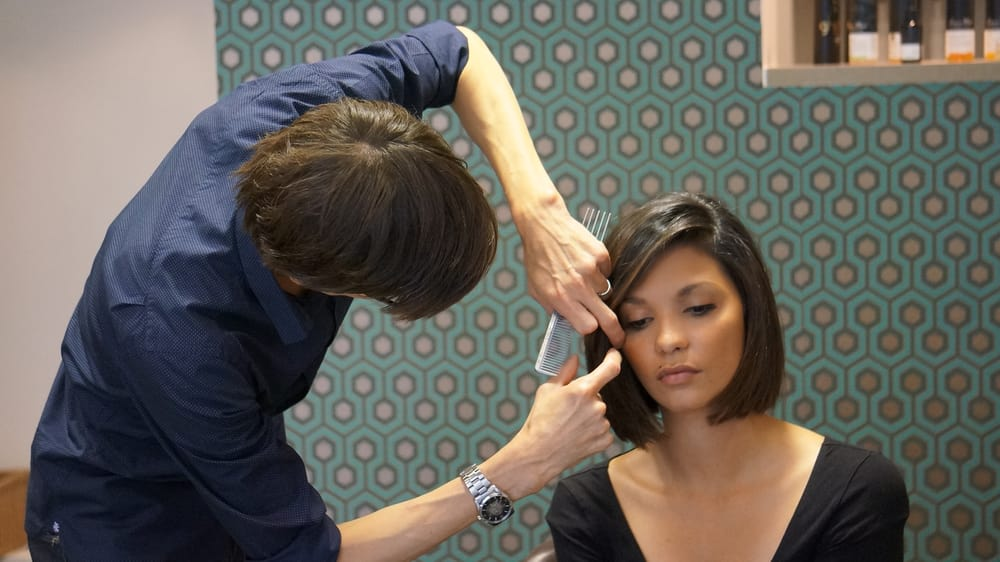 photo de essentiel lab by xavier marseille france coiffeur coloriste sur marseille - Coiffeur Coloriste Marseille