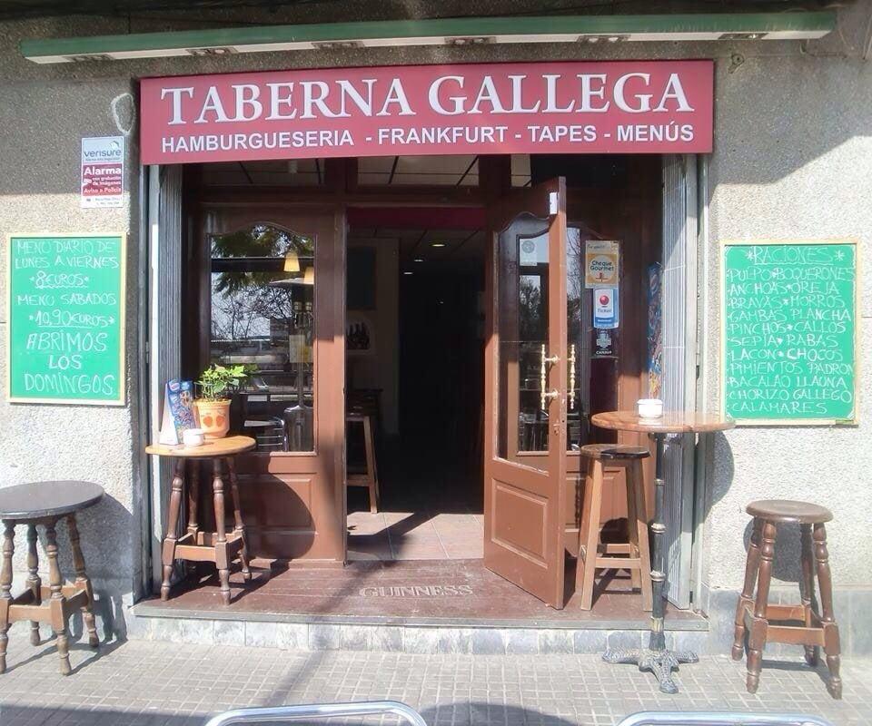 Taberna gallega galician carrer de cristobal colon 12 - Sofas sant boi de llobregat ...