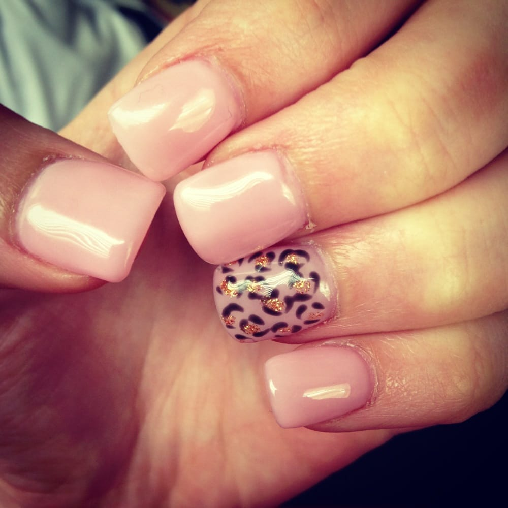 Photo Of Nails And Spa Center Woodland Ca United States Acrylic With
