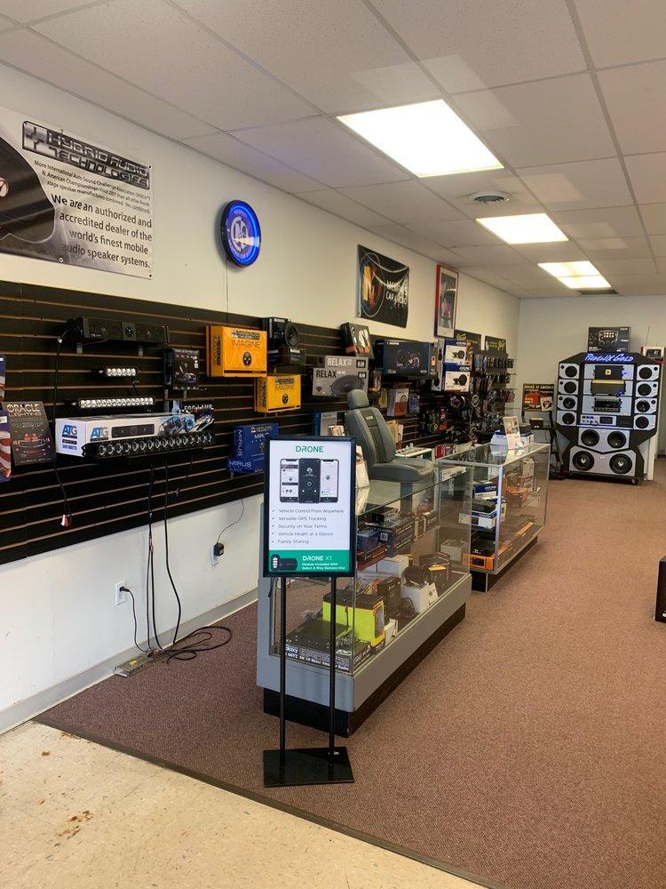Masters Car Stereo & Tint: 1414 E Washington St, Greenville, SC