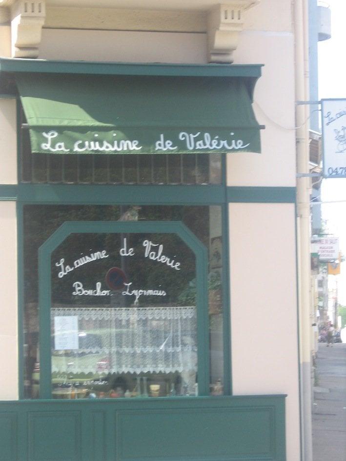 La cuisine de val rie chiuso cucina francese 99 for La cuisine de valerie