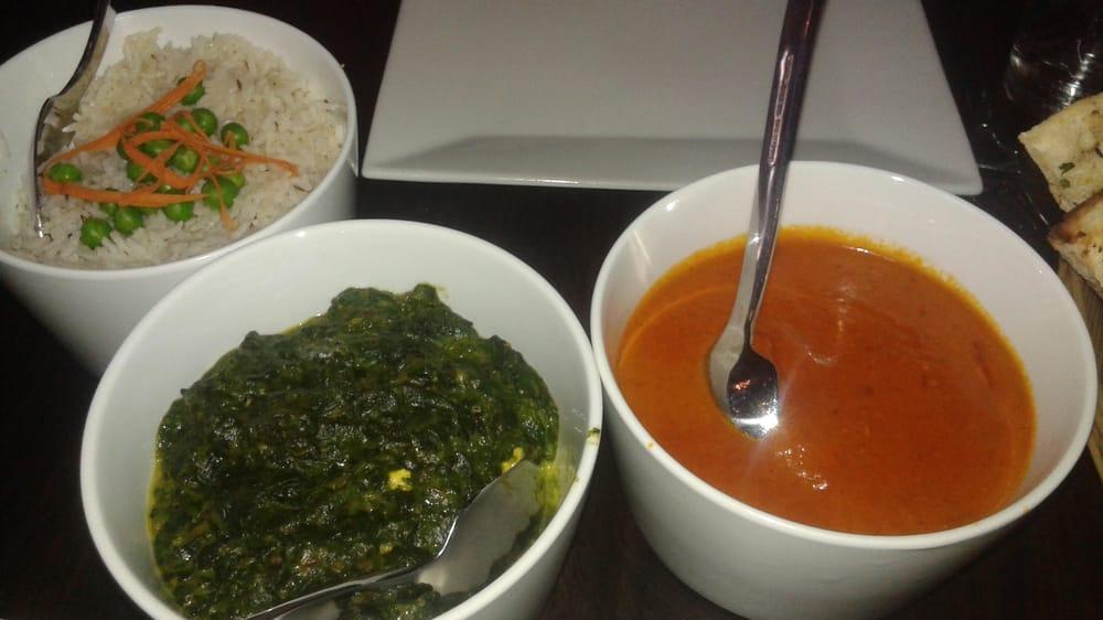 Om Indian Food New York Ny