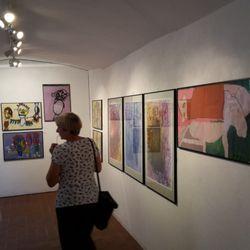 Art Cru - Art Galleries - Oranienburger Str  27, Mitte, Berlin