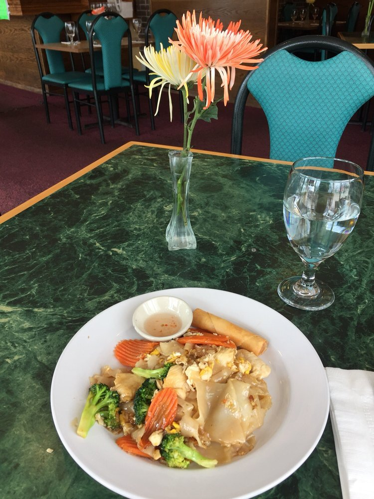 Thai Cuisine: 29 Maple St, Potsdam, NY