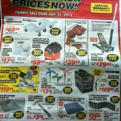 Harbor Freight Tools - 11 Reviews - Hardware Stores - 7089 S