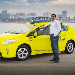 Photo Of Long Beach Yellow Cab Ca United States