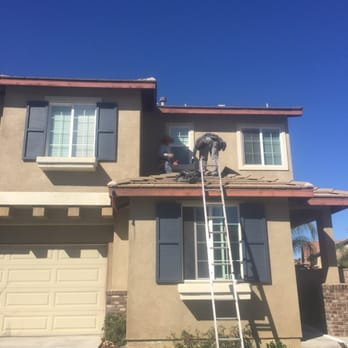 Photo Of Cal Star Roofing   Fontana, CA, United States. Very Happy With