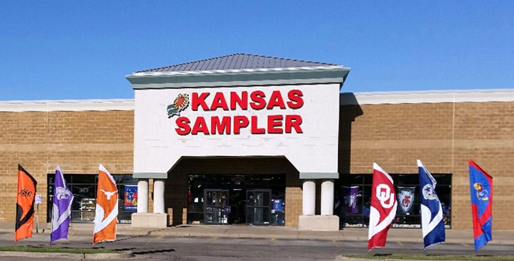Kansas Sampler Wichita: 3053 N Rock Rd, Wichita, KS