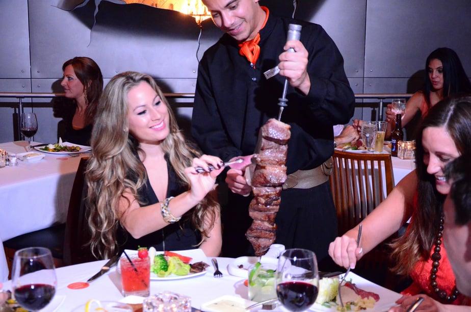 Chima Steakhouse: 8010 Towers Crescent Dr, Tyson's Corner-Vienna, VA