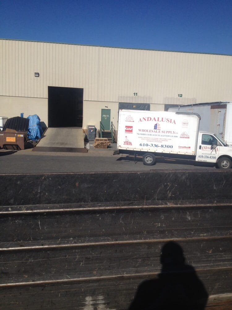 Andalusia Wholesale Supply Building Supplies 7566