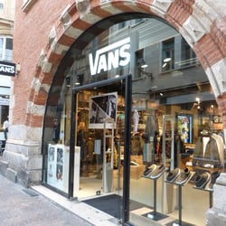 vans boutique a paris