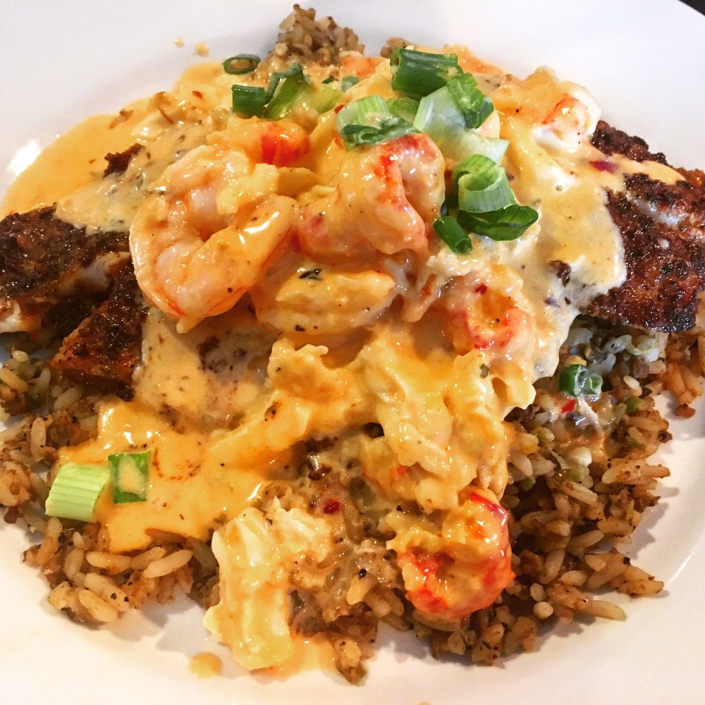 photo of blues cajun kitchen charleston sc - Cajun Kitchen