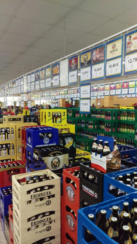 Getränke Hilf - Beverage Store - Kapellenfeld 9, Burgebrach, Bayern ...