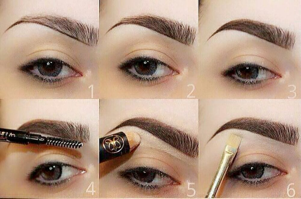 Ladies If You Want To Have Perfect Eyebrows Shape Call Now For