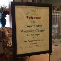 Photo Of Courthouse Wedding Chapel Columbus Oh United States
