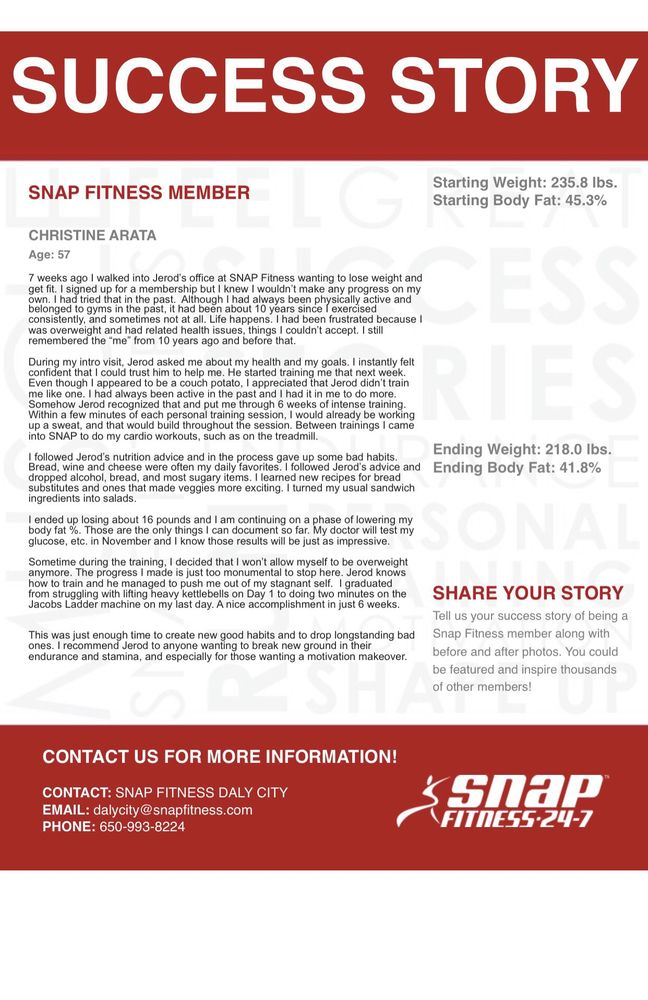 snap fitness daly city