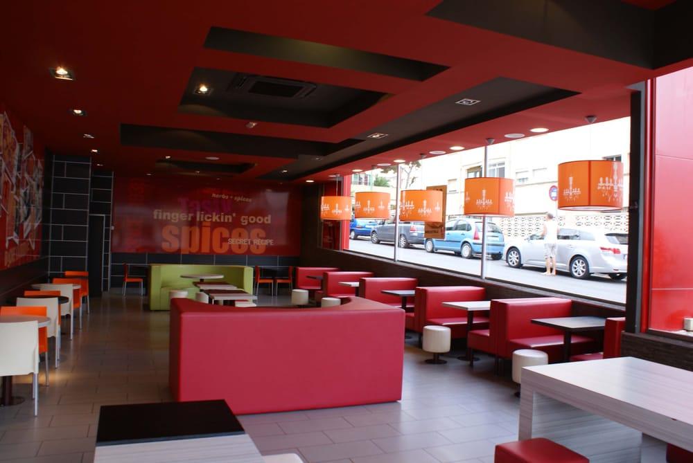 KFC: Avenida Ametlla del Mar, 18, Benidorm, A