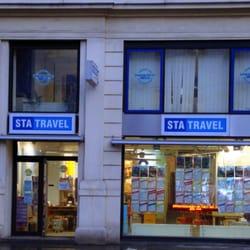 STA Travel - Travel Agents - Rilkeplatz 2, Wieden, Vienna, Wien
