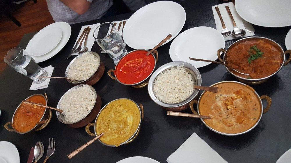 Walla Walla Indian Cuisine: 12 E Main St, Walla Walla, WA