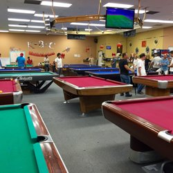 KBC Champion Billiards Photos Reviews Pool Halls - El pool table