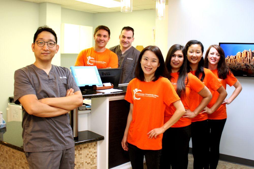 Champaign Chiropractic Clinic: 1207 S Mattis Ave, Champaign, IL