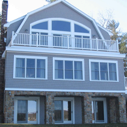 Built by adams 10 foto imprese edili 5 bragdon ln for Southern maine home builders
