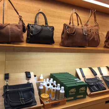 Photo Of Roots Robson Thurlow Vancouver Bc Canada Bags And