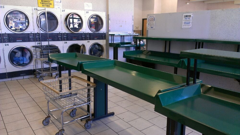 The Big Bubble Laundromat: 1693 Rt 9W, Lake Katrine, NY