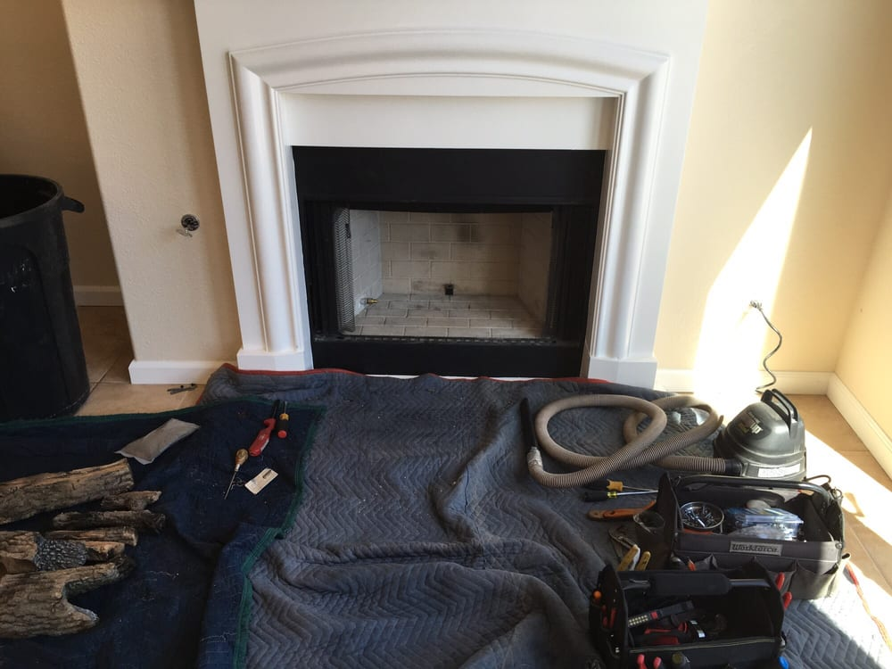 The Fireplace Guy: 519 Virginia St, Vallejo, CA