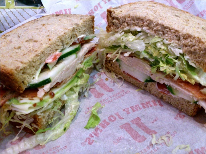 Jimmy John S 19 Reviews Sandwiches 2517 Hwy 27 Horizons West Orlando Clermont Fl Restaurant Phone Number Last Updated