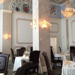 crystal dining room - mediterranean - 905 n florida ave, downtown