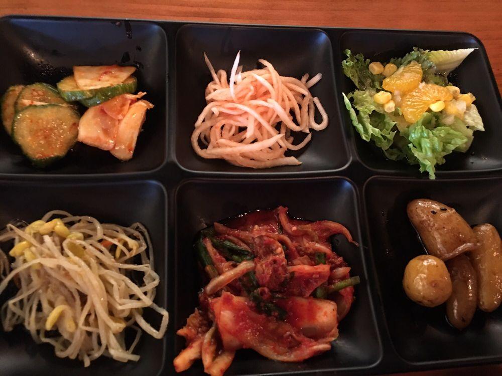 Taste Of Korea: 13904 Lee Jackson Memorial Hwy, Chantilly, VA
